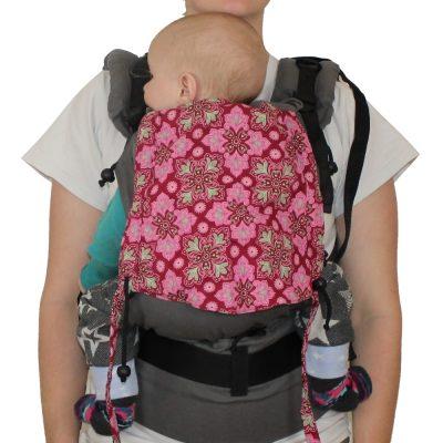 Babyroo Huckepack Fullbuckle Babysize Testtrage