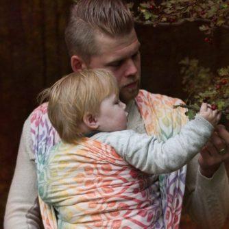 Yaro La Vita Autumn Rainbow 4