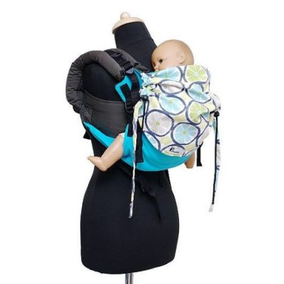 Huckepack Onbuhimo Toddlersize Testtrage
