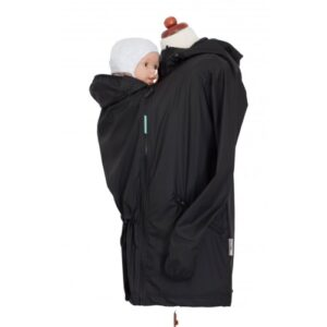 Angel Wings Anorak schwarz/mint