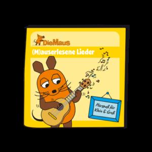 Tonie – Die Maus – (M)auserlesene Lieder