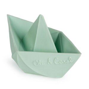 Oli & Carol – Origami Boot mint