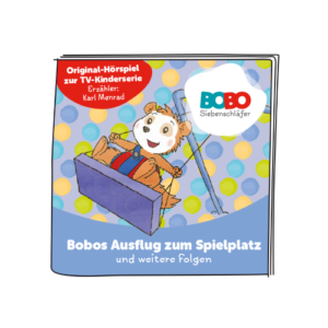 Tonie – Bobo Siebenschläfer – Bobos Ausflug zum Spielplatz