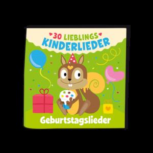 Tonie – 30 Lieblings-Kinderlieder – Geburtstagslieder