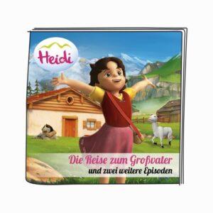 Tonie – Heidi – Die Reise zum Grossvater