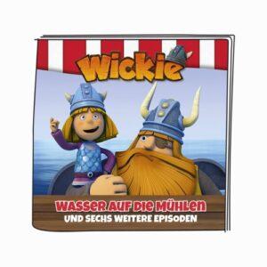 Tonie – Wickie – Wasser auf die Mühlen