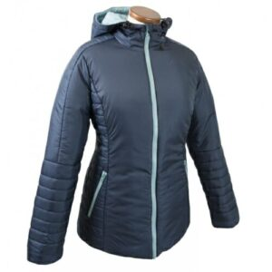 Mamalila Winter-Steppjacke Blau