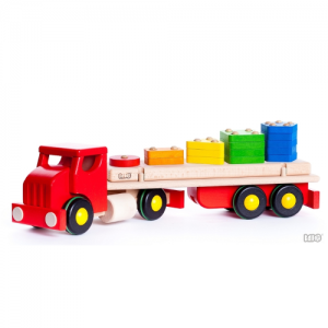 Bajo Lastwagen rot