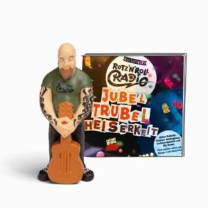 Tonie – Rotz'n'Roll Radio – Jubel, Trubel, Heiserkeit