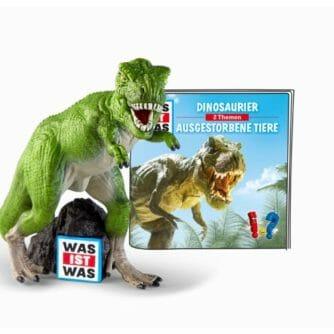Tonie Was ist Was - Dinosaurier Ausgestorbene Tiere 2