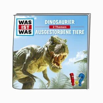 Tonie Was ist Was - Dinosaurier Ausgestorbene Tiere 3