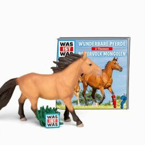 Tonie – WAS IST WAS – Wunderbare Pferde / Reitervolk Mongolen