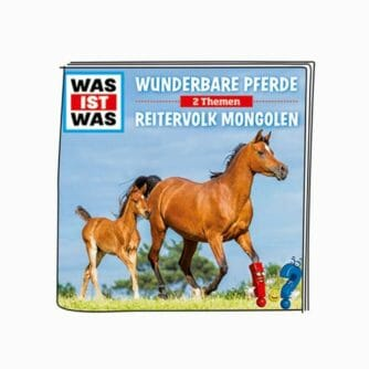 Tonie Was ist Was - Wunderbare Pferde 3