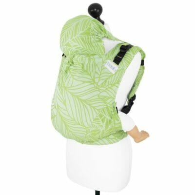 Fidella Fusion Toddlersize Dancing Leaves – spring haze