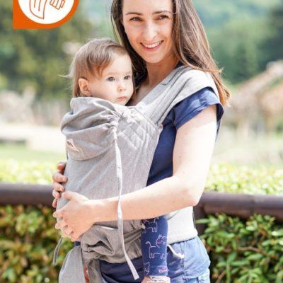 LIMAS Babytrage – Stone Modell 2018