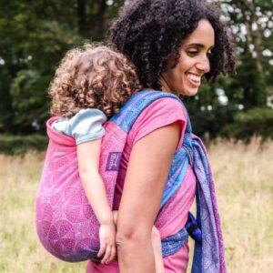 Oscha Cairis Carrier Toddlersize Testtrage