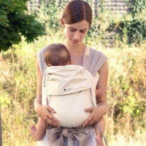 LIMAS Babytrage – Natur Modell 2018