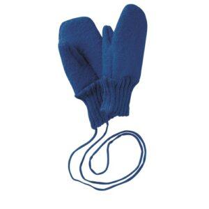 Disana Wollwalk Handschuhe marine