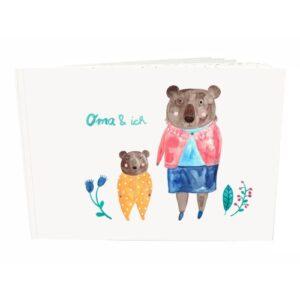 Frau Ottilie – Buch *Oma und ich*