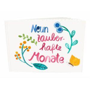 Frau Ottilie – Schwangerschaftstagebuch *Neun Monate* (2. Auflage)
