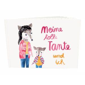 Frau Ottilie – Buch *Meine Tante und ich*