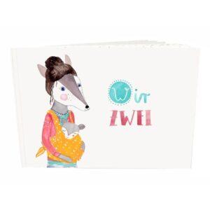 Frau Ottilie – Babybuch *Wir Zwei*