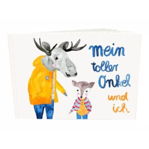 Frau Ottilie – Buch *Mein Onkel und ich*