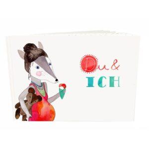 Frau Ottilie – Schwangerschaftstagebuch *Du & Ich*