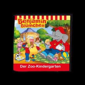 Benjamin Blümchen - Der Zoo Kindergarten 2