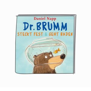 Dr. Brumm steckt fest/Dr. Brumm geht baden