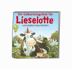 Liselotte – Ein Geburtstagsfest für Lieselotte und andere Geschichten