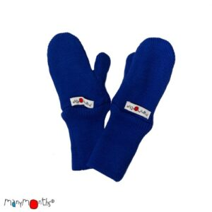 ManyMonths Handschuhe Jewel Blue