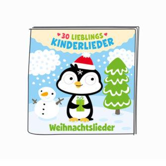 Weihnachtslieder Pinguin 3