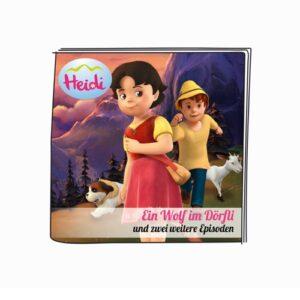 Heidi – Ein Wolf im Dörfli