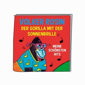 Volker Rosin – Der Gorilla mit der Sonnenbrille