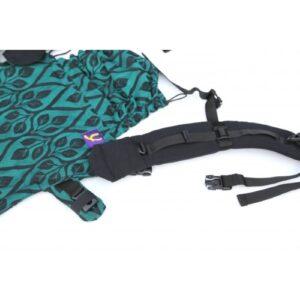 Yaro Flex Erweiterung Fullbuckle Trägerset
