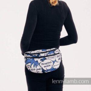 Hüfttasche LennyLamb Hug me – blau