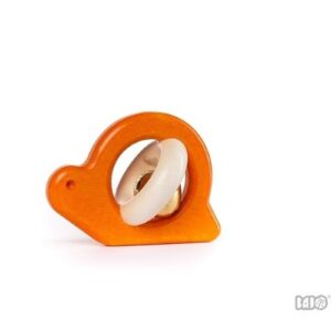 Bajo Rassel Schnecke orange