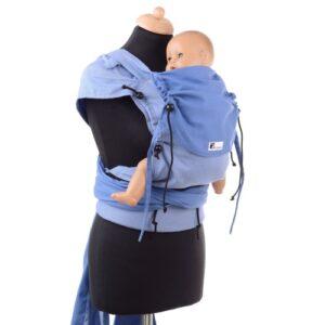 Babyroo Huckepack Wrap Tai Mediumsize Testtrage